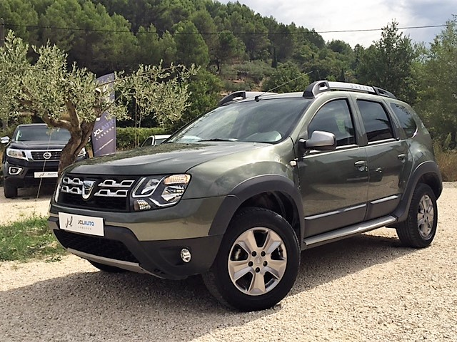 dacia duster 4x4 prestige dci 110ch jclautoluberon. Black Bedroom Furniture Sets. Home Design Ideas